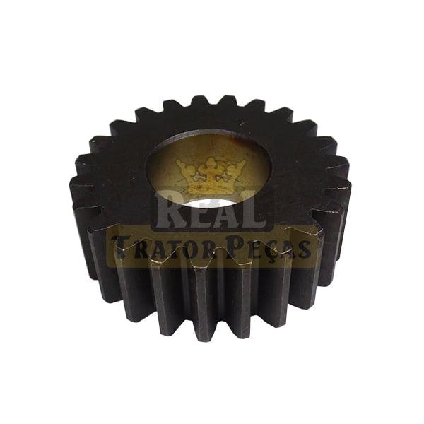 Engrenagem Cubo Tração 4X4 - NEW HOLLAND TL65 IVECO / TL70 IVECO / TL80 IVECO  (23 DENTES)