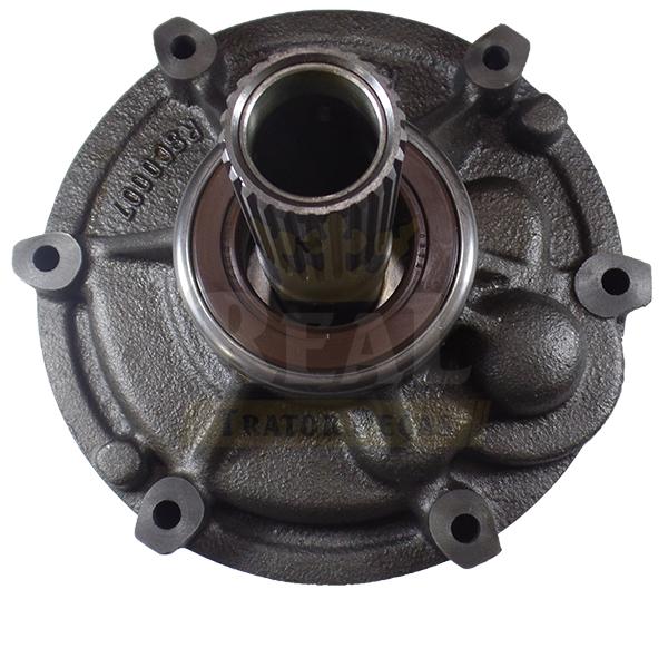 Bomba Torque Transmissão – CASE 580L / 580M (MOTOR CUMMINS)