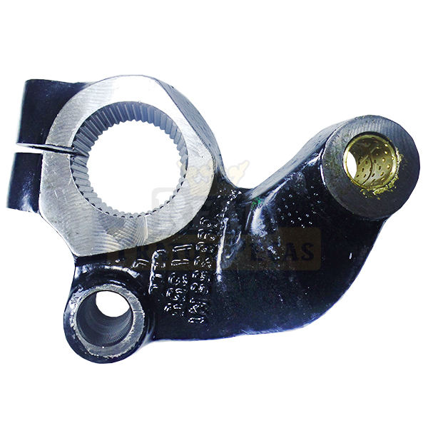 Braço Superior Cilindro da Direção Hidraulica - RETROESCAVADEIRA MF 86 HS/HD - TRATORES MASSEY FERGUSON  265 / 275 / 290 4X2 (AÇO FORJADO)