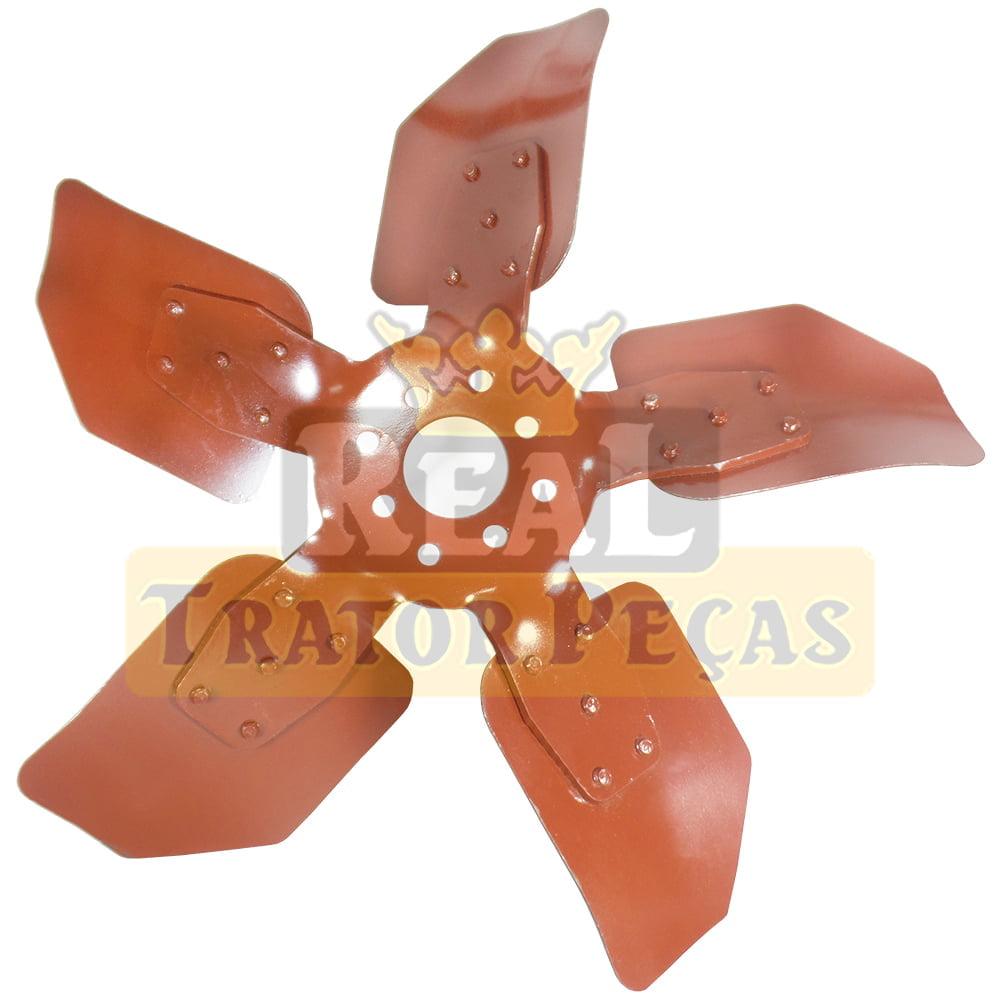 HÉLICE - MASSEY FERGUSON 65X / 85X / 265 ANTIGO - CBT 1000 - RETROESCAVADEIRA 65R