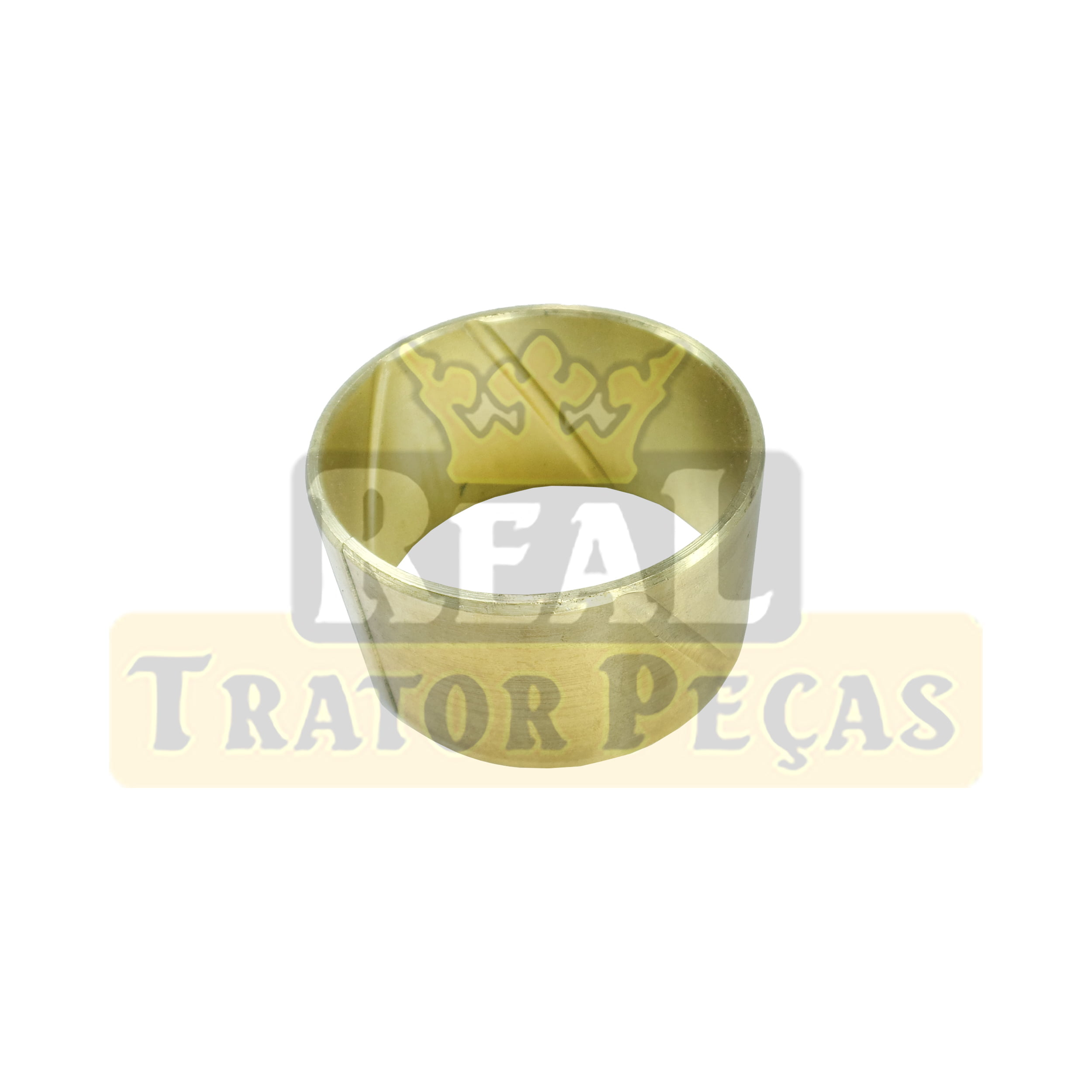 BUCHA - 46X50X25 - TRAÇÃO ZF 335 - MASSEY FERGUSON 250 / 265 / 275 / 281 / 283   5275 / 5285 / 5290   VALTRA 685 / 700 / 785 / 800 / 980 / BL   NEW HOLLAND 6610 / 7610
