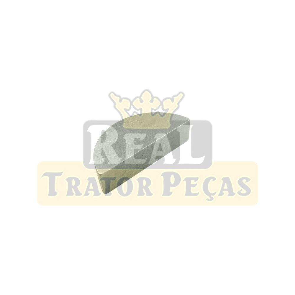 CHAVETA MANGA DE EIXO 4X2 - MASSEY FERGUSON / FORD / VALMET (MEIA LUA - 8X14)