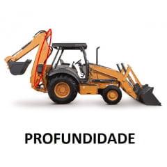 ANEL VEDAÇÃO AÇO - CILINDRO PROFUNDIDADE - CASE 580L 580M 580N