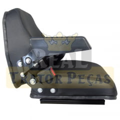 ASSENTO BANCO COMPLETO - RETROESCAVADEIRA 580H / SUPER H - CARREGADEIRA MICHIGAN 75III 55C / CASE W20