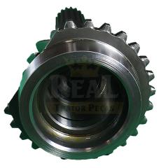 Engrenagem Acionamento 4ª - T19 - CASE 580 SUPER H / 580L antiga  (Motor Cummins)