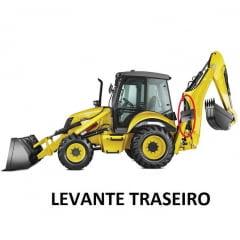 JOGO DE VEDAÇÃO REPARO CILINDRO HIDRÁULICO LEVANTE TRASEIRA LONGO - FB80.3 / FB100.3 | LB90 / LB110