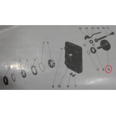 Eixo Tomada De Força Arvore  Acionadora - VALMET 62 / 65 / 68 / 78 / 85 / 86 / 88