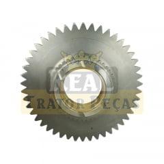 ENGRENAGEM 2ª - 46X44 - MASSEY FERGUSON 265 A 290 - 5275 A 5290 - 610