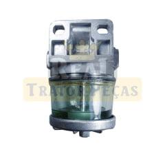 Filtro Sedimentador Completo - TRATOR MASSEY FERGUSON 265 / 275 / 290 / 295 / 296 - RETROESCAVADEIRA MAXION 750