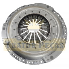 PLATO EMBREAGEM SIMPLES - NEW HOLLAND 8030 - TS90 / TS100 / TS110 / TS120 / TS130 - TS6000 / TS6020 / TS6030 / TS6040 (LUK - NOVO - ORIGINAL)