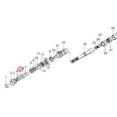 Rolamento Cambio - VALMET 62 / 65 / 68 / 78 / 85 / 86 / 88 - VALTRA BF65 / BF75 - 685 / 785 (42MM X 60MM)