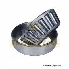 Rolamento Capa Cone - Cubo de Roda 4x2 - Valmet 62 /65 / 85 / 86 / 88 - VALTRA 685 / 785 (Menor)