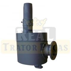 Silencioso - TL90 TURBO / TL100 TURBO (MOTOR IVECO)
